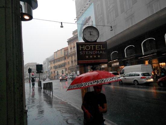 Hotel Stendhal: hotel