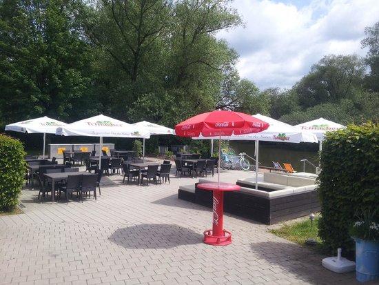 บาดเฮร์สเฟลด์, เยอรมนี: Terasse