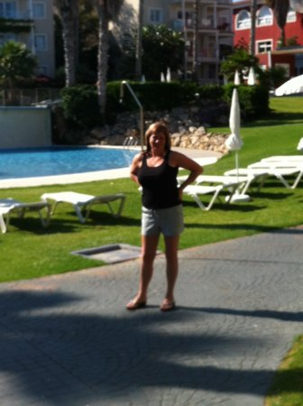 Aparthotel HG Jardin de Menorca: love this holiday