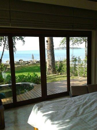 Sea Dance Resort : Sea view pool villa
