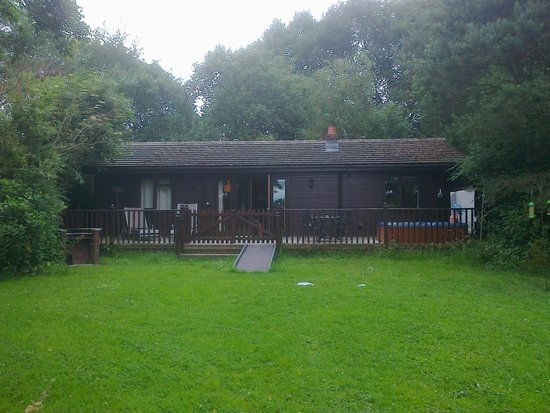 The Tranquil Otter: Dunnock Lodge