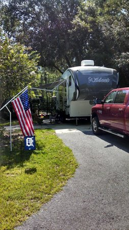 Williston Crossing RV Resort