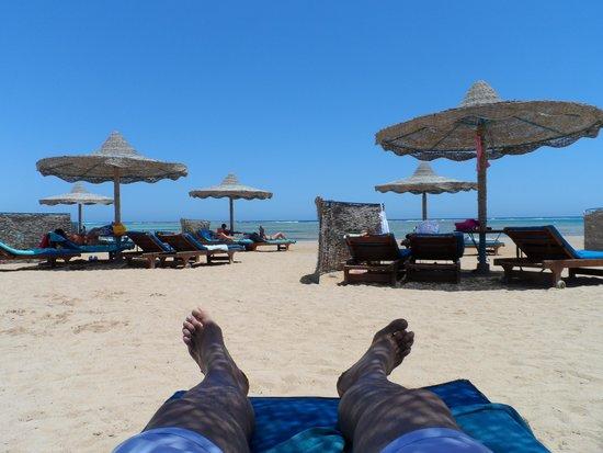 SENTIDO Oriental Dream Resort : La mia posizione preferita.