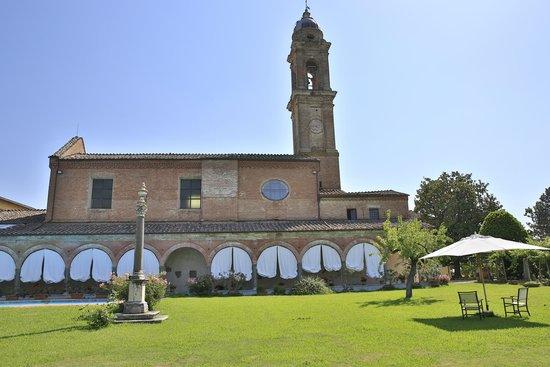 Hotel Certosa di Maggiano: Hotel