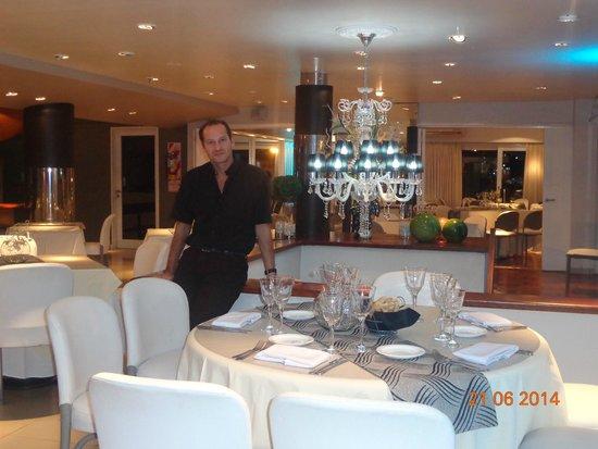 Portezuelo Hotel: Restaurante