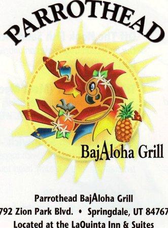 Parrothead Baja Grill