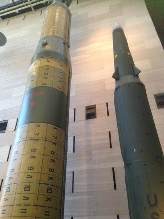 National Air and Space Museum: экспозиция  1 этажа