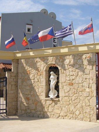 Hotel Venus: Entrance
