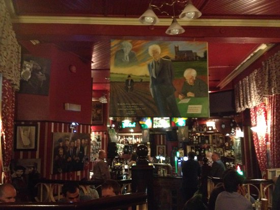 Bittles Bar: Unbelievable - but there it is!