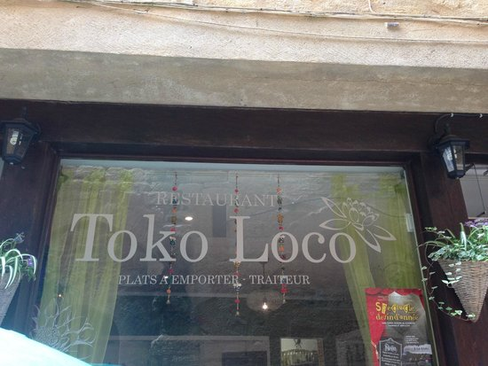 Toko Loco : In the heart of the medieval there is a spicy life!