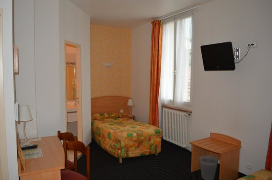 Hotel de la Vallee: Chambre