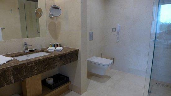 Grand Hotel Tiffi: łazienka