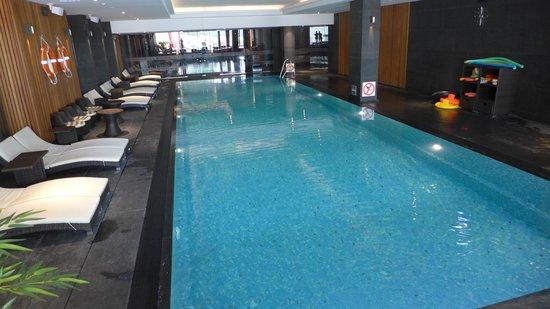 Grand Hotel Tiffi: basen