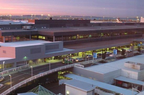 Rydges Sydney Airport Hotel: Vista do Aeroporto