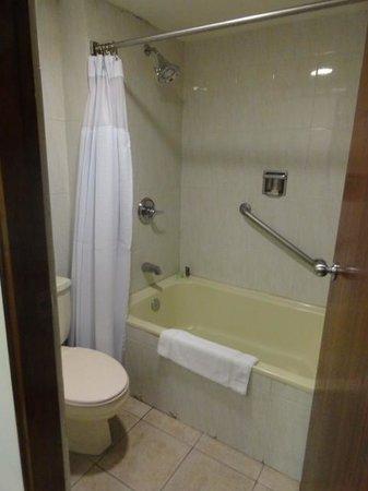 Crowne Plaza Panama: bathroom