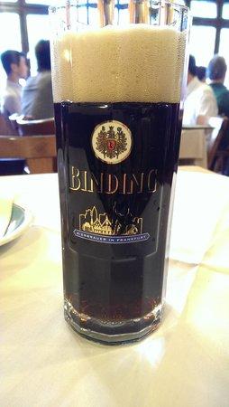 Baseler Eck: Cerveza tipica