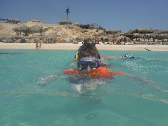 Jungle Aqua Park: mahmaya island