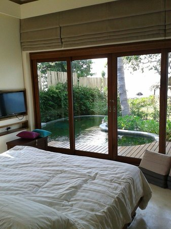 Sea Dance Resort : Pool villa