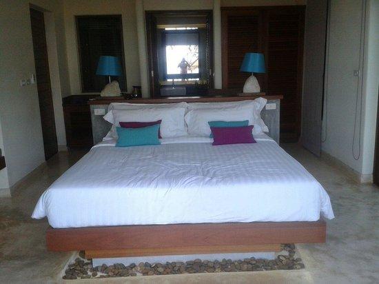 Sea Dance Resort : In side our lovely beach pool villa