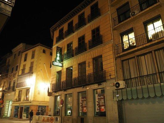 Hostal Centro : Hostal Central facade