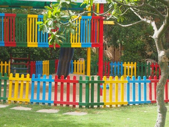 Trident, Jaipur : kids facility