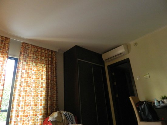 Livadhiotis City Hotel: camera