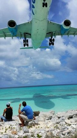 Club Med Columbus Isle: depart de l'aeroport