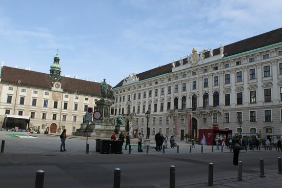 Hofburg: Хофбург