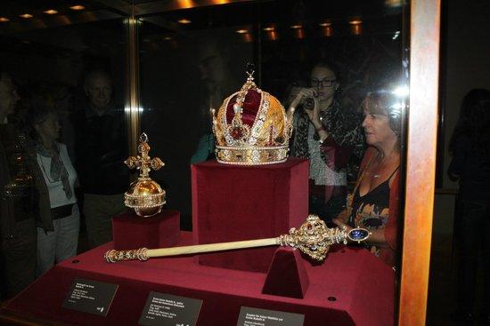 Hofburg: Сокровищница