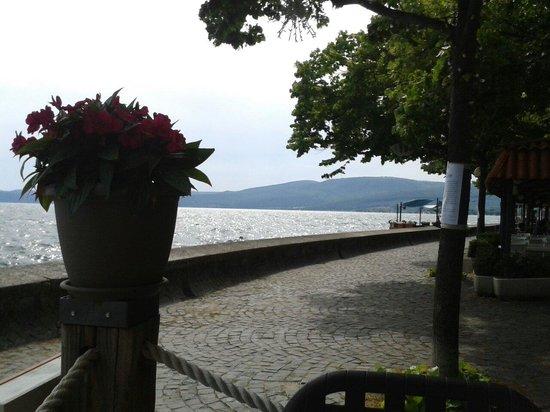 La Locanda del Gusto: La vista del lago