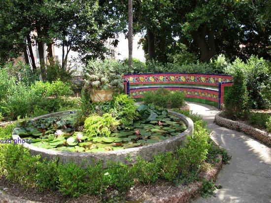 Jardins Fontana Rossa : jardin
