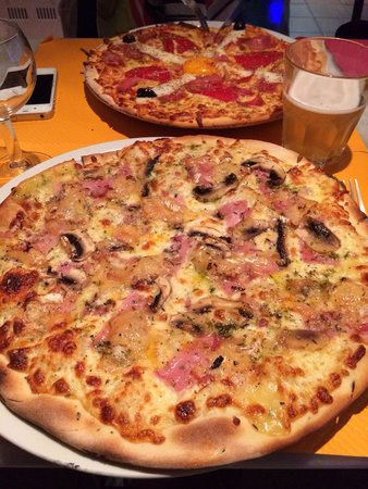 Pizza Victoria : La claquos et la Euskadia