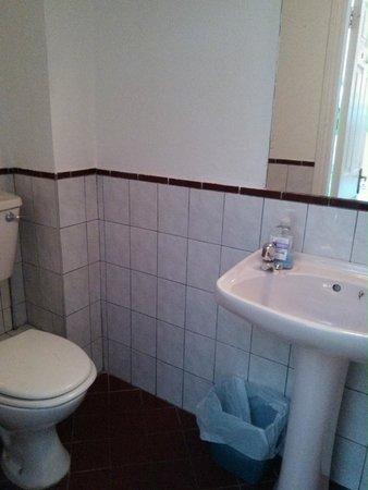 Paddy's Palace: ванная