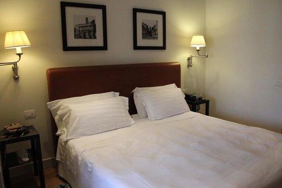 Hotel Albergo Santa Chiara: Bedroom