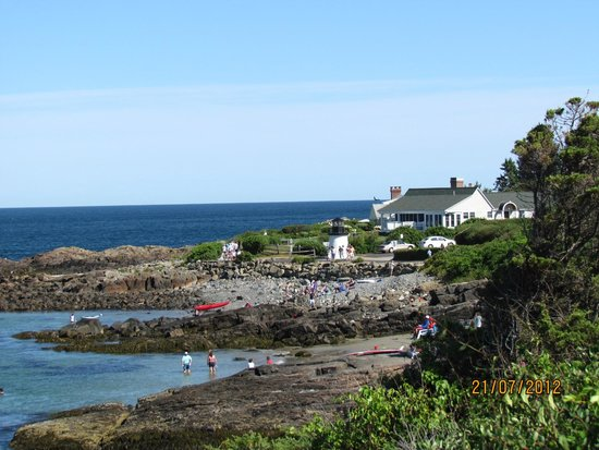 Marginal Way: panorama
