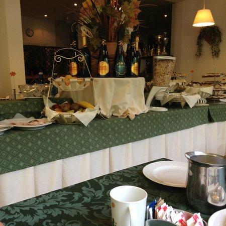 Airone Hotel: Sala ristorante