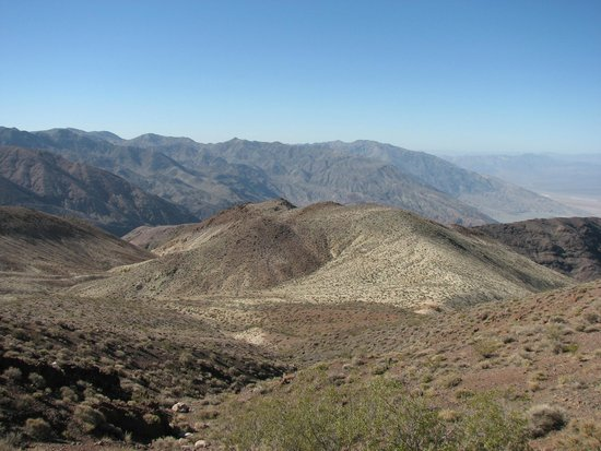 Dante's View: Stunning view from Dante's Peak viewpoint