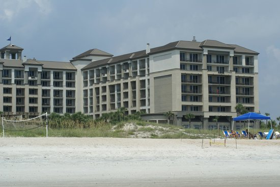 The Ritz-Carlton, Amelia Island: The hotel