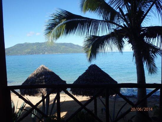 Gîte Guyan : vue sur la plage