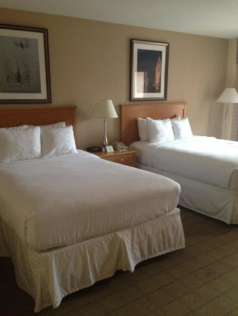 Holiday Inn Hotel & Suites Alexandria - Old Town: Номер