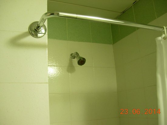 Tirana International Hotel & Conference Centre: device of the shower is rusty (generic)