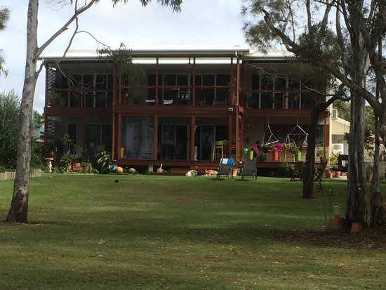 Winfield, Australie : The beautiful house