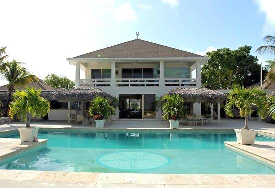 The Meridian Club Turks & Caicos: Club House
