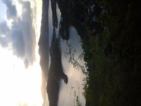 Shirley Heights: sunset