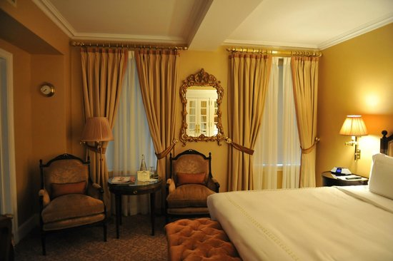 Hotel Plaza Athenee New York: Suite