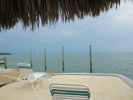 Coral Bay Resort: storm brewing