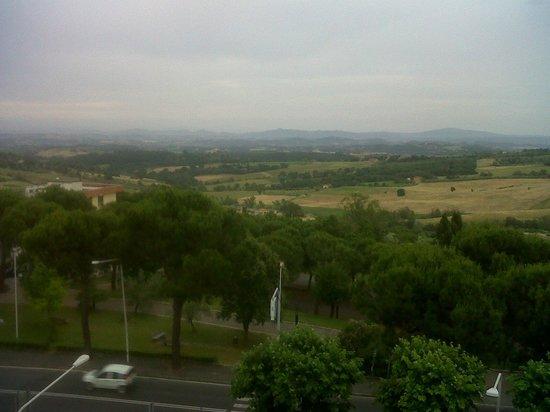 Hotel Villa Gaia: scenery