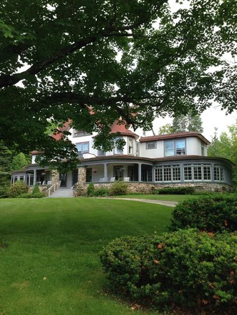 The Mulburn Inn at Bethlehem : Summer visit in late June