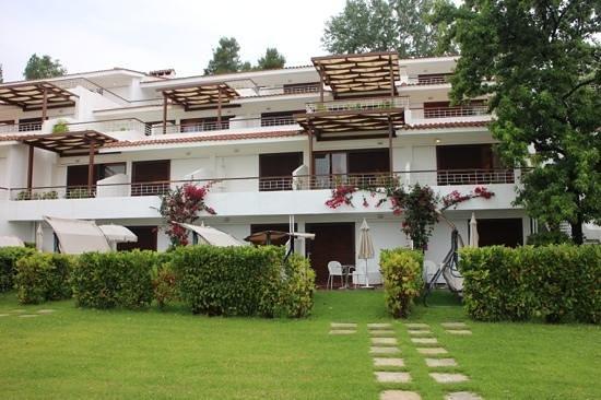Skiathos Princess Hotel: Appartamenti con vista mare