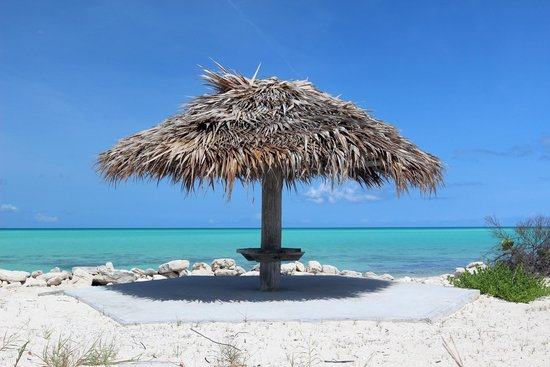 The Meridian Club Turks & Caicos: Near Sand Dollar Point